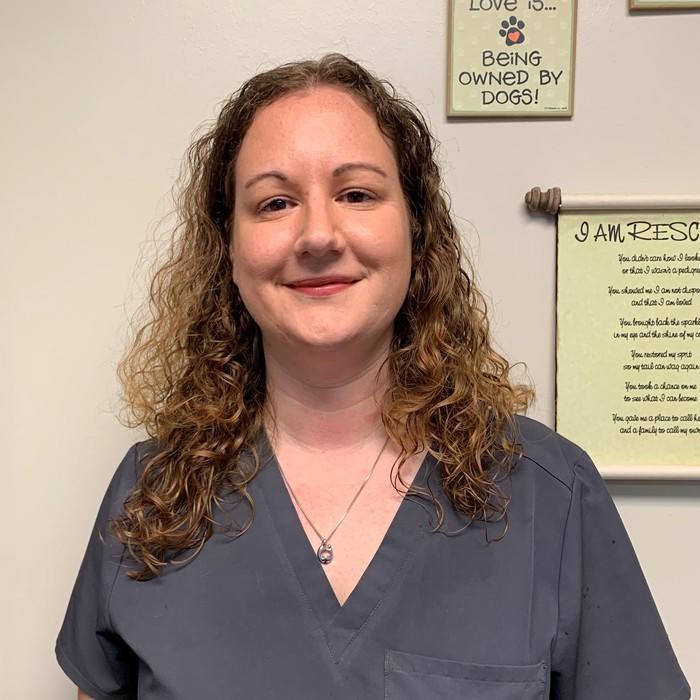 Dr. Michelle Meyer</br> Veterinarian photo